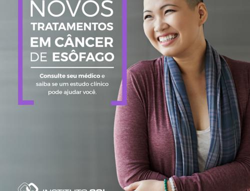 Novos tratamentos para o câncer de esôfago – CA 209 577