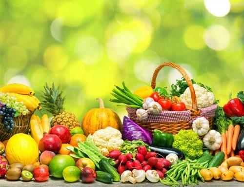Cor e sabor: os melhores ingredientes para uma alimentação saudável