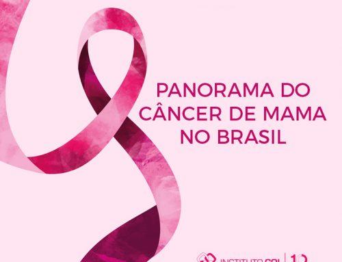 Panorama do câncer de mama no Brasil