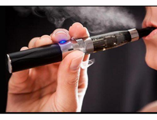 O uso do cigarro eletrônico no manejo do abandono do tabagismo