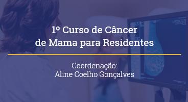 1º Curso de Câncer de Mama