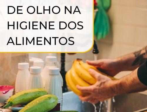 De olho na higiene dos alimentos